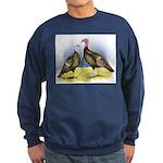 Rio Grande Wild Turkeys Sweatshirt (dark)