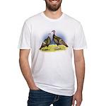 Rio Grande Wild Turkeys Fitted T-Shirt