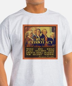 The Real Patriot Act II T-Shirt