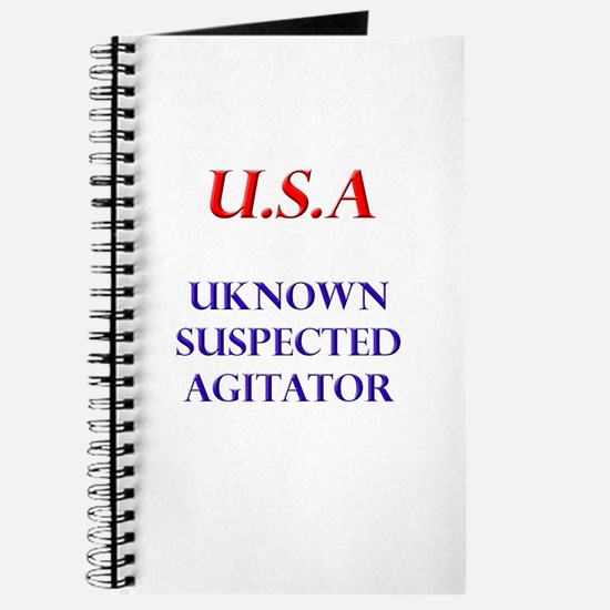 USA (unknown suspected agitat Journal