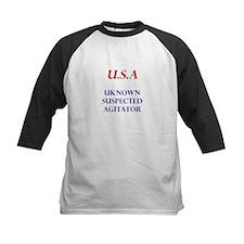 USA (unknown suspected agitat Tee