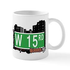 W 15 ROAD, QUEENS, NYC Mug