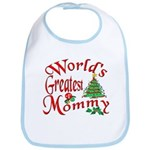 World's Greatest Mommy Bib