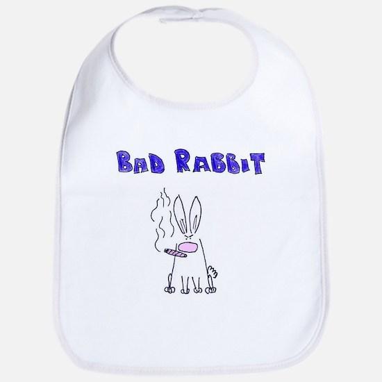 Bad Rabbit Bib