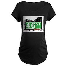 46 STREET, QUEENS, NYC T-Shirt