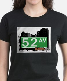 52 AVENUE, QUEENS, NYC Tee