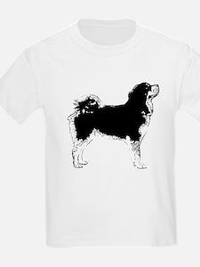 Tibetan Mastiff Kids T-Shirt