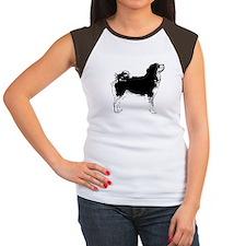 Tibetan Mastiff Women's Cap Sleeve T-Shirt