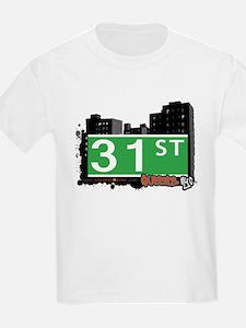 31 STREET, QUEENS, NYC T-Shirt