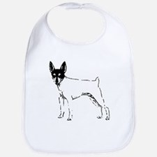 Toy Fox Terrier Bib