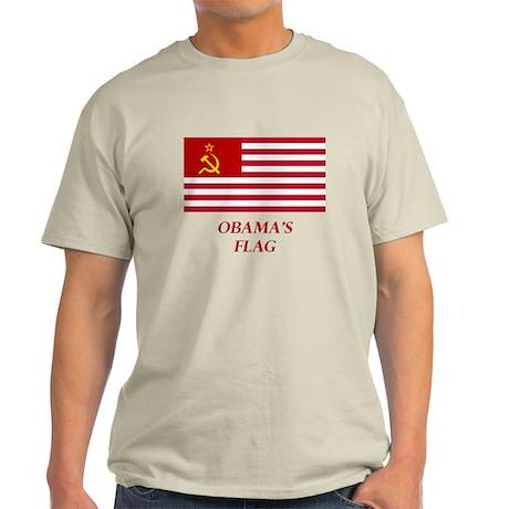 Obama's New Flag Light T-Shirt