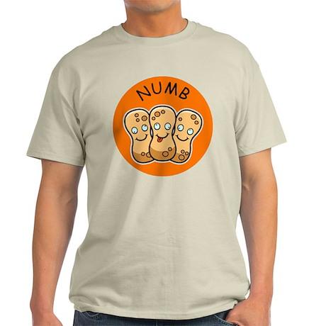Numb Nuts Light T-Shirt