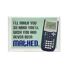 Math You Rectangle Magnet
