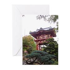 Summer at the Tea Garden Cards (Pk of 10)