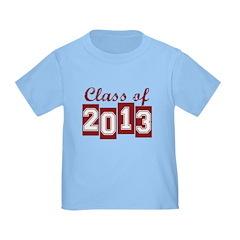 Class of 2013 Toddler T-Shirt