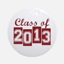 Class of 2013 Ornament (Round)