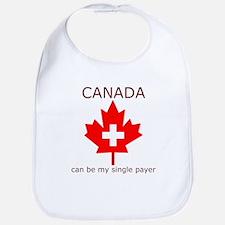 Canada Single Payer Bib