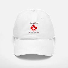 Canada Single Payer Baseball Baseball Cap