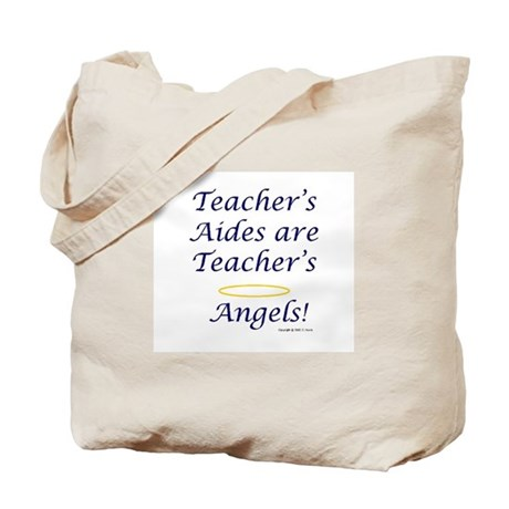 """Angels"" Tote Bag"