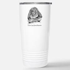 Lop Eared Bunny Travel Mug