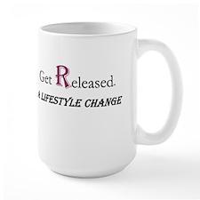 GetReleased Mug