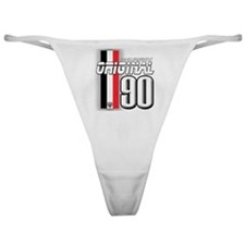 Mustang 1990 Classic Thong