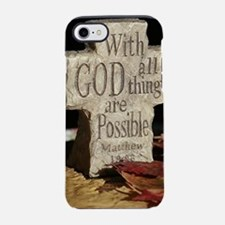Christian Cross iPhone 7 Tough Case