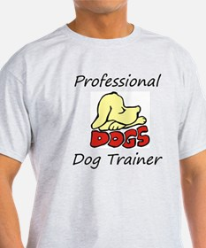 Professional Dog Trainer T-Shirt