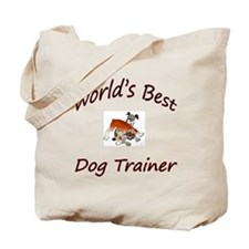 Unique Animal trainer Tote Bag
