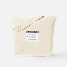 Dillinger Four Tote Bag