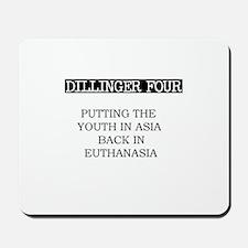 Dillinger Four Mousepad