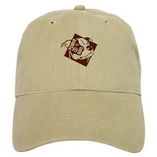 Power to the Pit Bull Baseball Cap