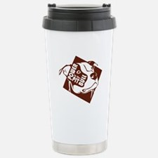 Power to the Pit Bull Travel Mug