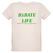 Unique Donation T-Shirt