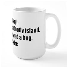 Dear Diary Mug