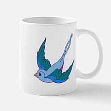 tattoo birds Mug