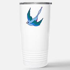 tattoo birds Travel Mug