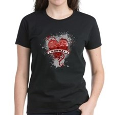 Heart Norway Tee