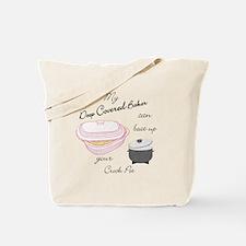 Cool Black chef Tote Bag