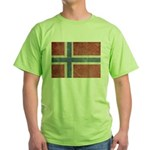 Vintage Norway Green T-Shirt