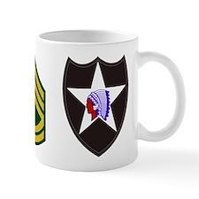 Sergeant First Class Mug