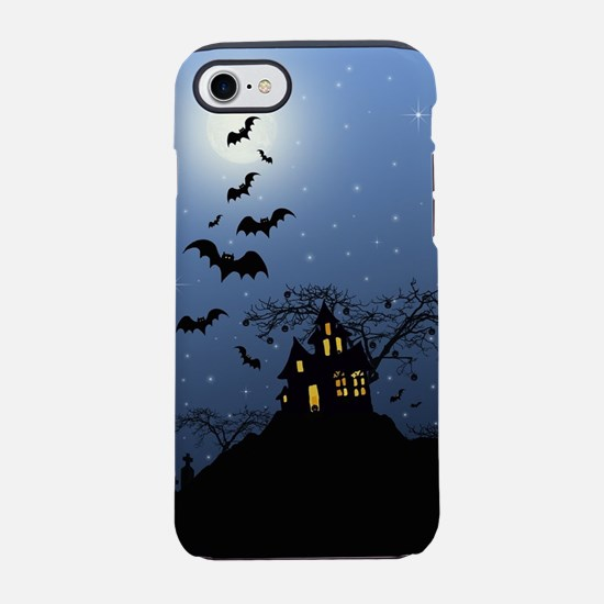 Halloween House iPhone 7 Tough Case