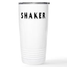 Shaker Travel Mug