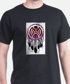 Native American Dreamcatcher (Front) T-Shirt