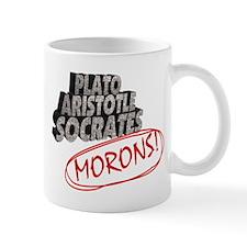 Morons Small Mug