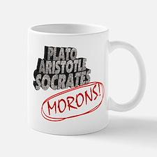 Morons Small Small Mug