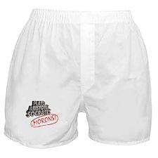 Morons Boxer Shorts