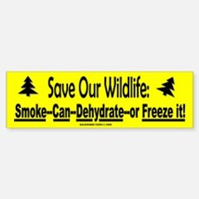 Save our Wildlife (Bumper)