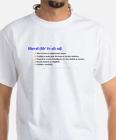 Definition of a Liberal Shirt