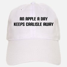 """An Apple a Day"" Baseball Baseball Cap"